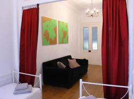 Hotel Photo: Neoclassical,cozy & sunny apartment in the center!