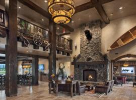 Hotel Foto: Country Inn & Suites by Radisson, Kalispell, MT - Glacier Lodge