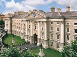 Trinity College - Campus Accommodation Dublin Ireland