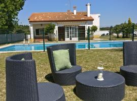 Hotel photo: Country Club - Sto Estevao