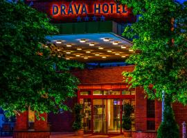 Hotel Photo: Dráva Hotel Thermal Resort