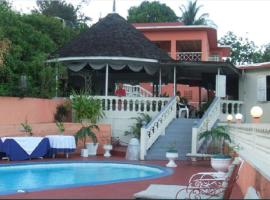 Hotel near Sangster Intl airport : Verney House Resort