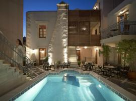 Palazzo Vecchio Exclusive Residence Rethymno Town Greece