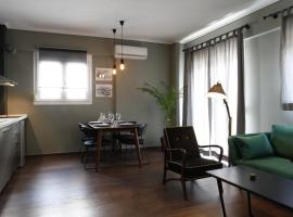 A picture of the hotel: Thea Apartments Thessaloniki