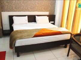 Hotel photo: 1 BR Boutique stay in Naulakha Garden Colony, Ludhiana (65B8), by GuestHouser