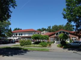 Hotel Photo: Hotel-Landrestaurant Schnittker