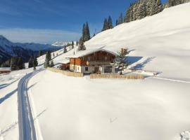 Hotel Photo: Alpine Deluxe Chalet Wallegg-Lodge - Ski In-Ski Out