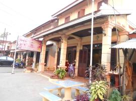 Central Backpacker Hostel Luang Prabang laoPDR