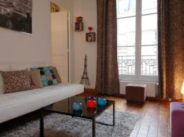My address In Paris - Appartement Assas Paris France