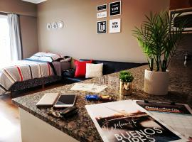 Hotel photo: Modern Apartment Rivas