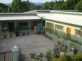 Hotel near Port Vila Bauerfield airport : Anabru Pacific Lodge