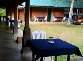 A picture of the hotel: Jungle beach Budget Resort