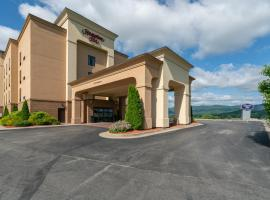 Hotel Photo: Hampton Inn Elkins