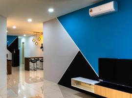A picture of the hotel: Southwest Designer Suite by D Imperio Homestay