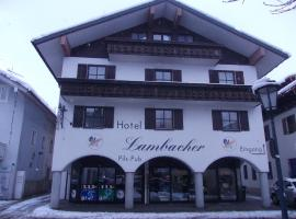 Hotel Lambacher Oberaudorf Germany