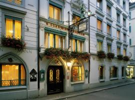 Hotel Photo: Romantik Hotel Wilden Mann Luzern