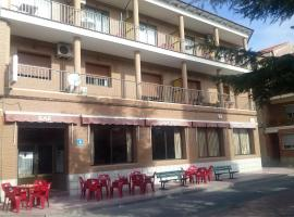 A picture of the hotel: Hostal Restaurante Casa Paco