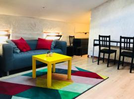 Hotel fotografie: Comfortable Studio in the heart of Lyon