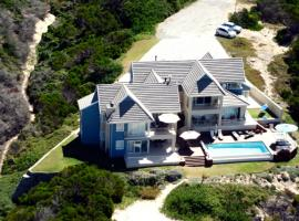 Moya Manzi Beach House Jeffreys Bay South Africa