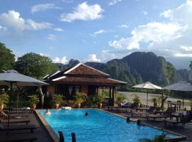 Hotel Photo: Villa Vang Vieng Riverside