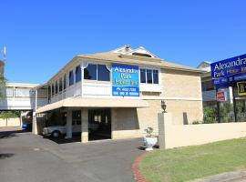Hotel Photo: Alexandra Park Motor Inn