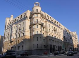 B&B Petrogradskiy Guest House Saint Petersburg Russia