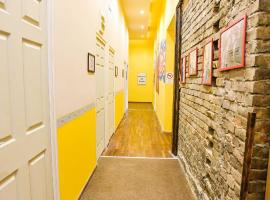 A picture of the hotel: Krudy11 Corner Hostel