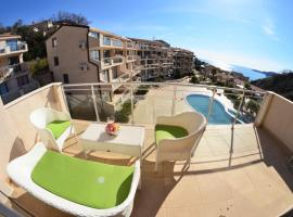 Blue Horizon Apartments Sveti Stefan Черногория