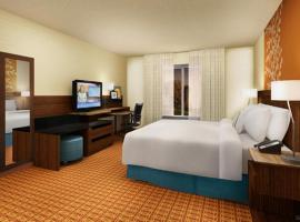 Fairfield Inn & Suites Moncton Moncton Canada
