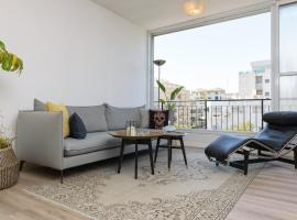 Hotel photo: Gipsy Beach Apartment On Ben Gurion Blv