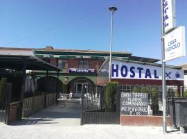 Hotel Photo: cafe hostal casa manolo