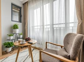 Hotel photo: Simple Fashion Apartment (Near to Taishan and Railway Station)
