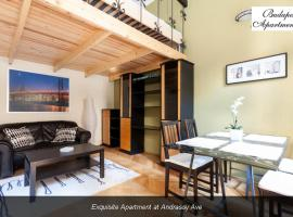 Exquisite Apartment at Andrássy Avenue Budapest Hungary