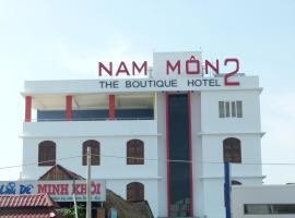 Nam Mon 2 The Boutique Hotel Cần Thơ Vietnam
