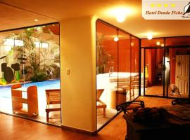 Hotel photo: Donde Juancho / Travel A.