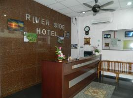 River Side Hotel Mersing Malaysia