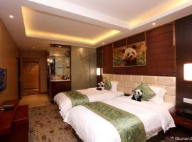 Hotel Photo: Chengdu Panda Hotel