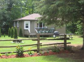 Cloverleaf Cottages Oxtongue Lake Canada