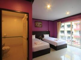 Hollywood Inn Love Patong Beach Thailand