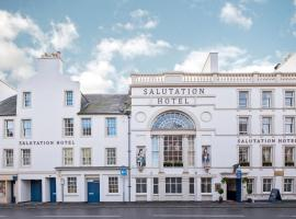 A picture of the hotel: Salutation Hotel