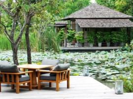 Pattara Resort & Spa Phitsanulok Thailand