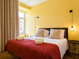 Hotel photo: Downtown Square Deluxe Apartment |RentExperience