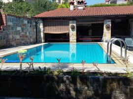 A picture of the hotel: APARTMENT PRINCE relax in the natur KOPER
