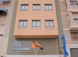 Hostal Pensimar El Altet Spain