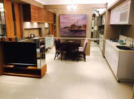 A picture of the hotel: Taipei Holiday Luxury Apartment