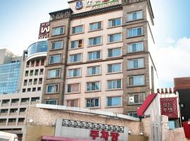 Hotel near  North Korea