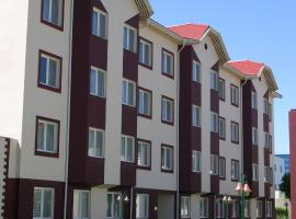 Hotel photo: Chagala Atyrau Hotel