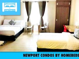 A picture of the hotel: Newport by Homebeds Airport