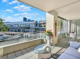 Hotel kuvat: City Luxury Pyrmont, 3 bedrooms with water view