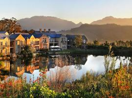 Hotel Photo: L'ermitage - Franschhoek Chateau & Villas